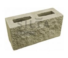 Блок декоративний Сілта-Брік 390х190х140 мм серий