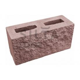 Блок декоративный Силта-Брик Элит 53 390х190х140 мм