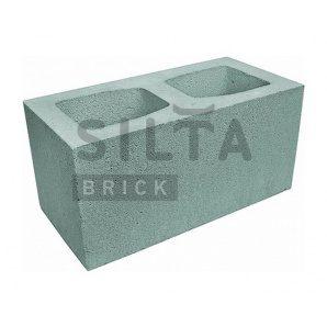 Блок гладкий Сілта-Брік Еліт 32 широкий 390х190х190 мм