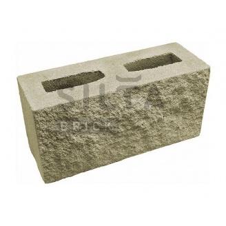Блок декоративний Сілта-Брік Кольоровий 25 390х190х140 мм