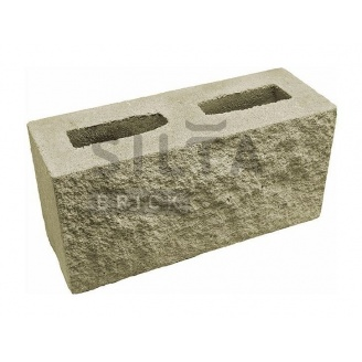 Блок декоративный Силта-Брик Цветной 25 390х190х140 мм