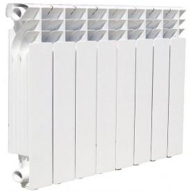 Биметаллический радиатор SUMMER 6 секций
