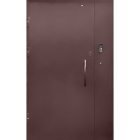 Двері металеві 2 мм