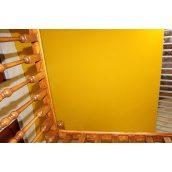 Натяжна стеля глянцева 0,17 мм жовта