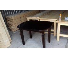 Розсувний стіл овальний