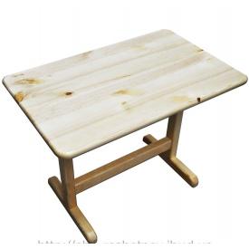 Стол детский деревянный сосна
