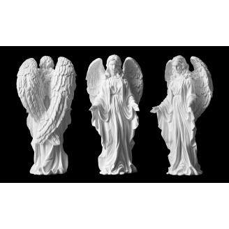 Скульптура  Ангел скорбящий 430х210х140 мм