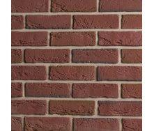 Плитка бетонная Einhorn под декоративный камень клинкер-37 64x205x15 мм