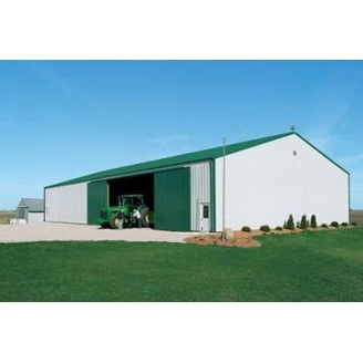 Строительство зданий сельскохозяйственного назначения