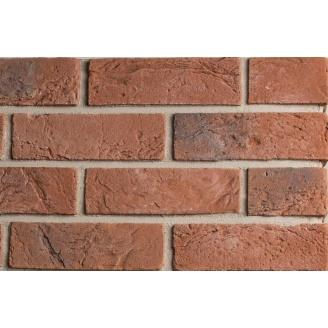 Плитка бетонная Einhorn под декоративный камень клинкер-620 64x205x15 мм