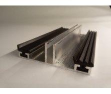 Базовый профиль АПБ-60 усиленный для панелей 16-40 мм