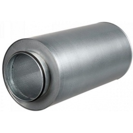 Шумоглушник Vents СР 125х600 мм