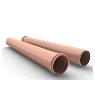 Труба канализационная ПВХ 160х4х3000 мм