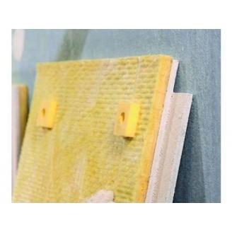 Панель ЗИПС-III-Ультра для шумоизоляции стен и потолка 1200х600x42,5 мм
