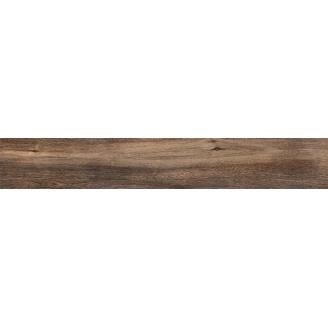 Плитка Cerrad Mattina ректифицированная 1202х193х10 мм marone