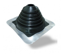 Фланцеве ущільнювач Wirplast Sealing Flange U2 32-76 мм чорний RAL 9005