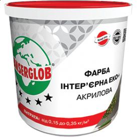 Фарба акрилова Anserglob Еко+ акрилова 15 кг