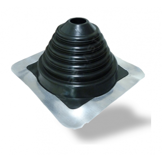 Фланцевый уплотнитель Wirplast Sealing Flange U2 32-76 мм черный RAL 9005
