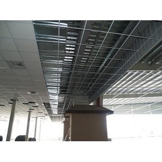Монтаж подвесного потолка Armstrong