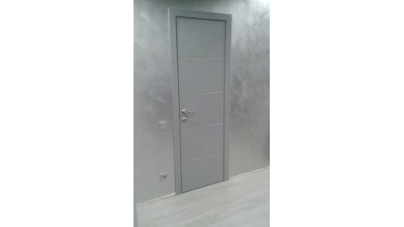 Наши работы - двери межкомнатные FlatWood