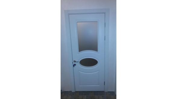 Наши работы - двери межкомнатные Рустикаль