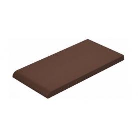 Плитка для парапету Cerrad гладенька 148х300х13 мм braz
