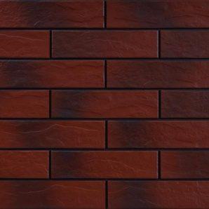 Фасадна плитка Cerrad структурна 245х65х6,5 мм country wisnia