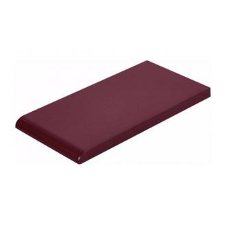 Плитка для парапета Cerrad гладкая 148х300х13 мм wisnia глазурованный