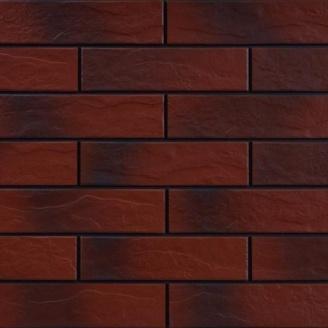 Фасадная плитка Cerrad структурная 245х65х6,5 мм country wisnia