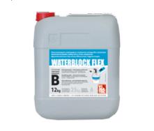 Эластификатор строительных растворов VIMATEC WATERBLOCK FLEX компонент В 12 кг