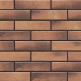 Фасадна плитка Cerrad Retro brick структурна 245х65х8 мм curry