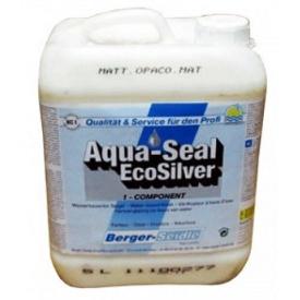 Лак Berger Aqua- Eco Silver 5л