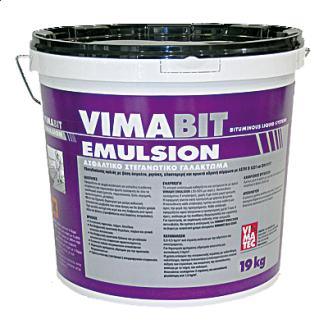 Битумная гидроизоляционная эмульсия VIMATEC VIMABIT EMULSION 19 кг