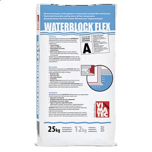 Гидроизоляционная смесь VIMATEC WATERBLOCK FLEX А 25 кг