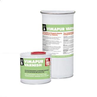 Двухкомпонентный полиуретановый лак VIMATEC VIMAPUR VARNISH 10 кг