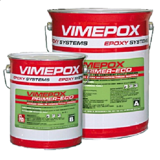 Двухкомпонентная эпоксидная грунтовка VIMATEC VIMEPOX PRIMER-S 10 кг