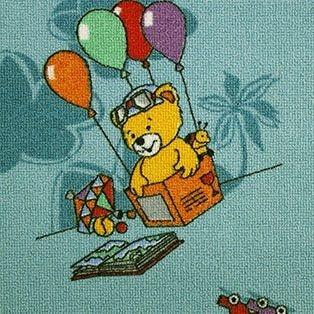 Килим дитячий Funny Bear 72