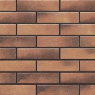 Фасадная плитка Cerrad Retro brick структурная 245х65х8 мм curry