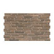 Фасадная плитка Cerrad Tulsi структурная 490x300x10 мм terra