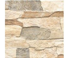 Фасадна плитка Cerrad Aragon структурна 450x150x9 мм savanna