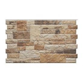 Фасадна плитка Cerrad Canella структурна 490x300x10 мм terra