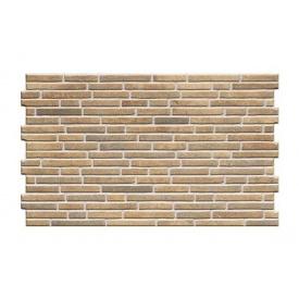 Фасадна плитка Cerrad Tulsi структурна 490x300x10 мм brick