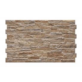 Фасадная плитка Cerrad Nigella структурная 490x300x10 мм terra