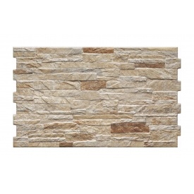 Фасадная плитка Cerrad Nigella структурная 490x300x10 мм natura