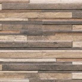 Фасадная плитка Cerrad Zebrina структурная 600x175x9 мм wood