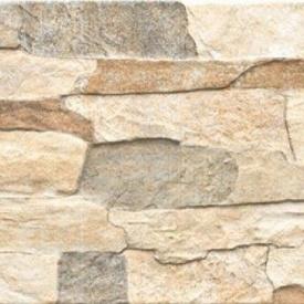 Фасадная плитка Cerrad Aragon структурная 450x150x9 мм savanna