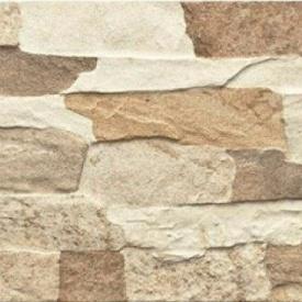 Фасадная плитка Cerrad Aragon структурная 450x150x9 мм beige