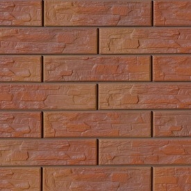Фасадна плитка Cerrad CER 4 bis структурна 300x74x9 мм kalahari