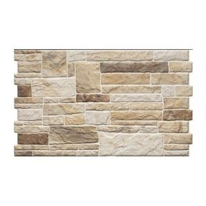 Фасадна плитка Cerrad Canella структурна 490x300x10 мм natura