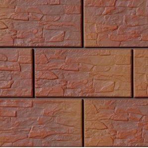 Фасадная плитка Cerrad CER 4 структурная 300x148x9 мм kalahari